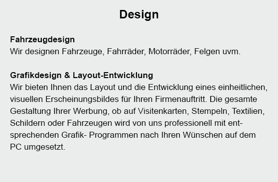 Grafikdesign für  Gammelin